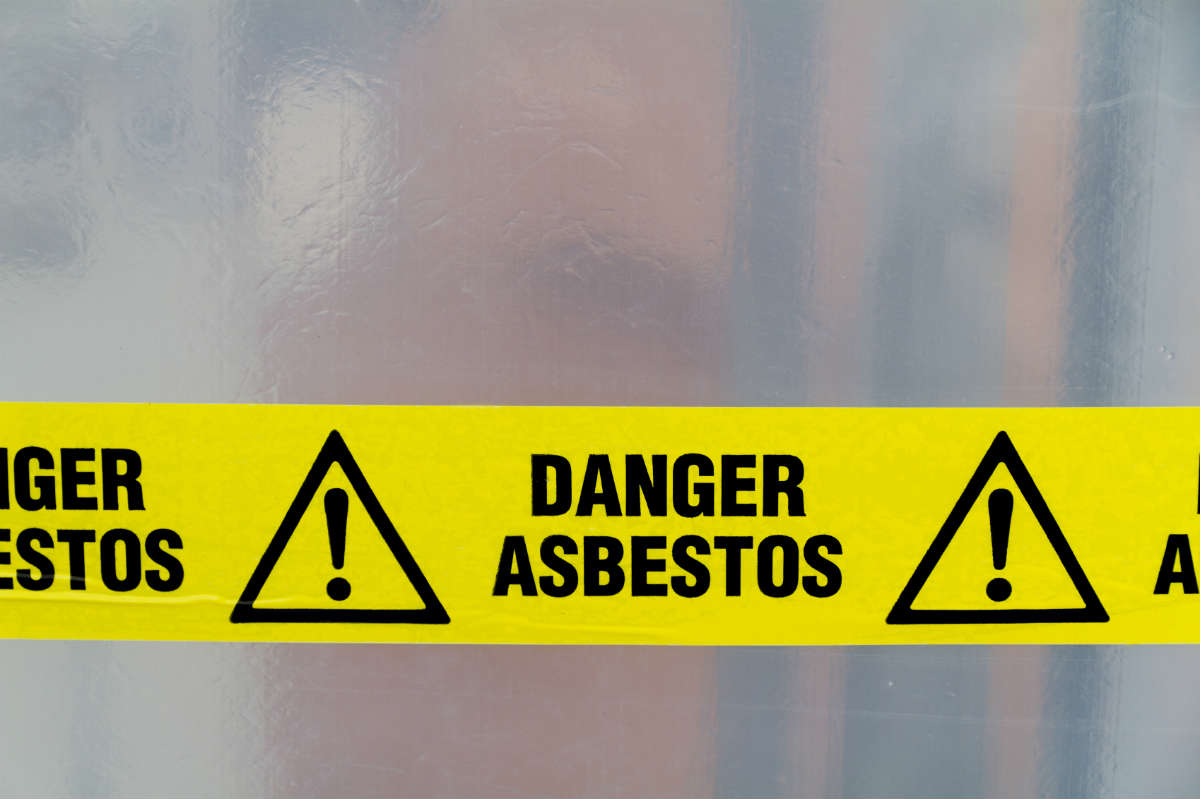 asbestos exposure workers compensation
