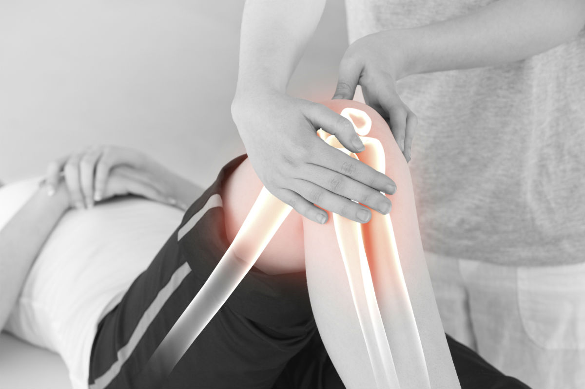 knee injury kansas city workplace injury