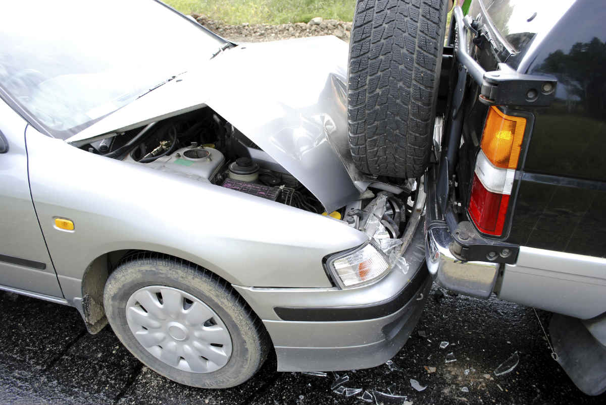 worker compensation car accident