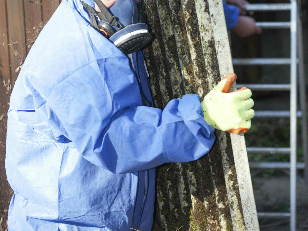 Missouri worker exposed to asbestos