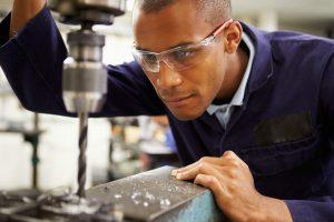 Preventing Eye Injuries at Work