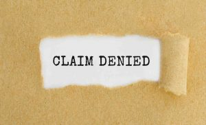 Kansas City Workers Compensation Claim Denied
