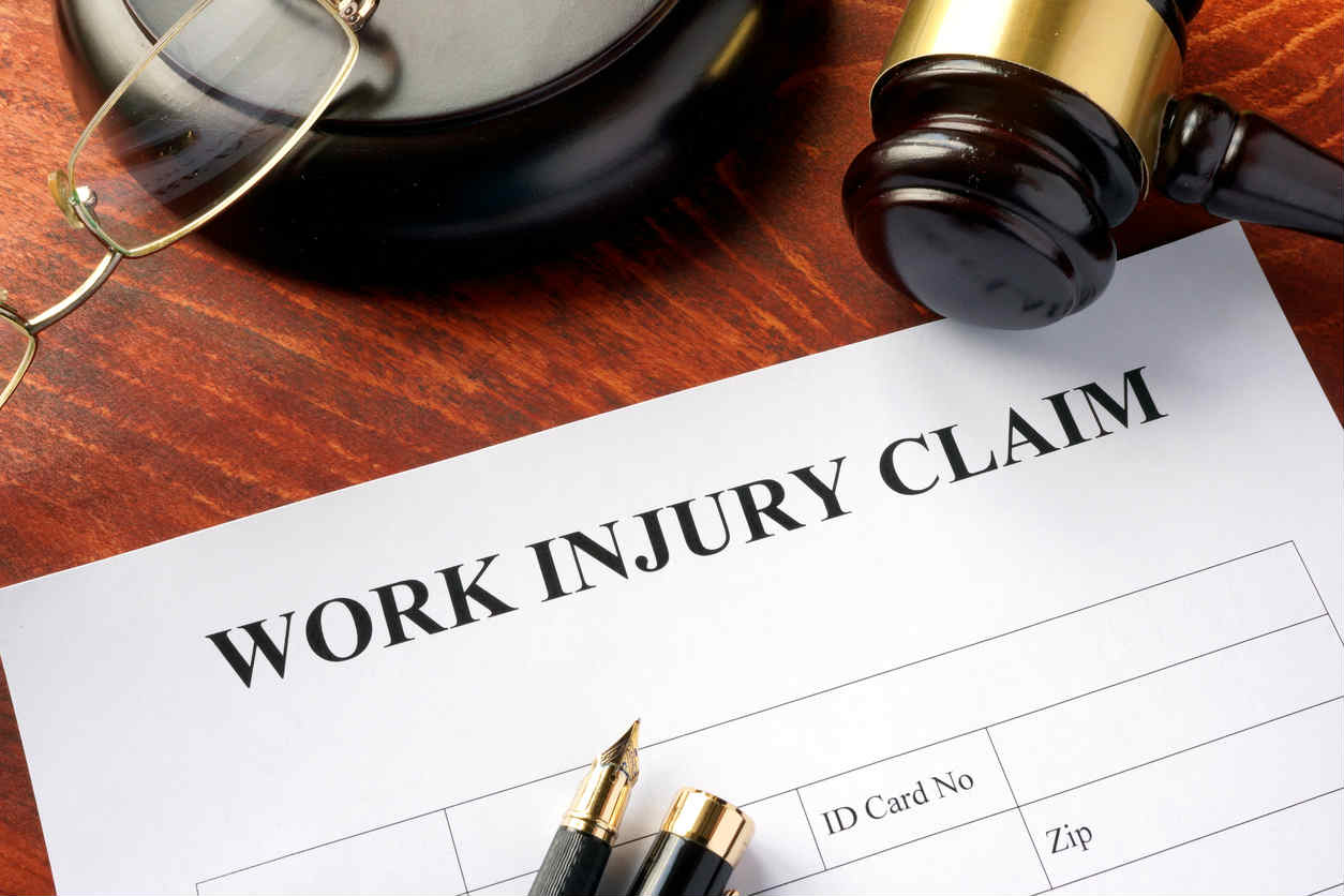 dealing with your employers workers comp insurance company