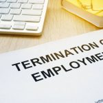 termination of employment after work injury