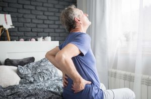 missouri man with lower back pain