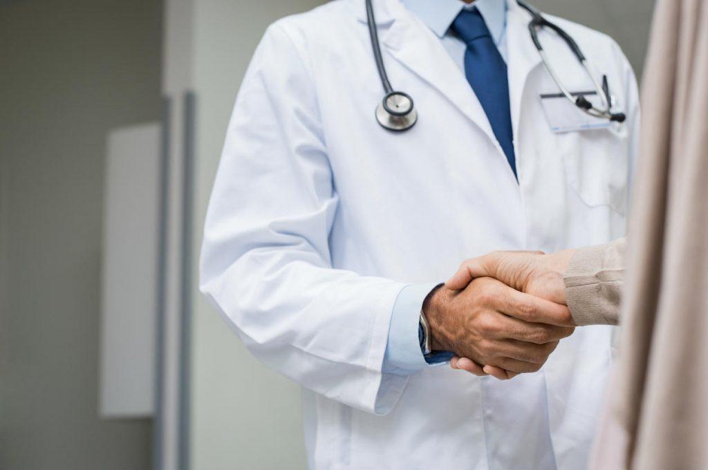 choosing doctor after injury