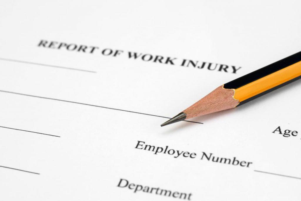 missouri work injury report